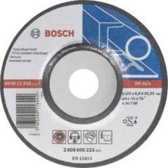 Bosch Power Tools 2 608 600 223 (10 Stück) - Schruppscheibe 6 mm 125x6mm f. Stahl 2 608 600 223