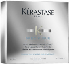 Kerastase Kérastase Specifique Cure Apaisant Anti-Inconforts Treatment 12 x 6ml