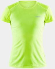 Craft Craft ADV Essence Sportshirt - Maat XL - Vrouwen - neon geel