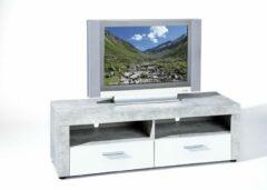 Interlink SAS - Tv-meubel Beton - Grijs