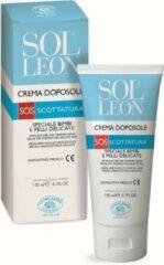 SOL Léon - After Sun SOS Cream | Sun Burn - Medical CE (150ml)
