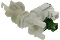Zanker-electrolux Magnetventil 2-fach 180° 11,5mmØ kpl. (Kit) für Waschmaschinen 1468766397