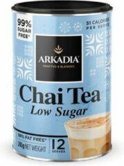 Arkadia Chai Latte Tea Spice Original 240gr. Powder Cafe Beverage (NO ADDED SUGAR)