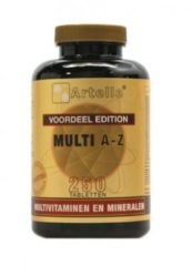 Artelle Multivitamine A/Z 250 Tabletten