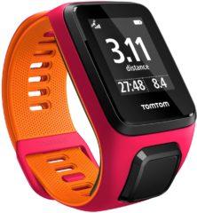 Oranje TomTom Runner 3 hardloophorloge met GPS - Hardloopcomputer met gps