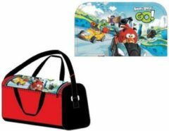 Rode Merkloos / Sans marque Angry Birds Sporttas