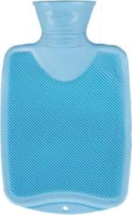 Fashy Kruik warm water zak half blauw 800 Milliliter
