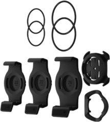 Zwarte Garmin Quickfit fietssteun met kwartslagbevestiging 010-13013-00