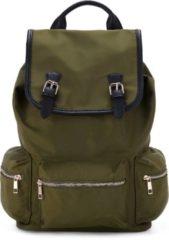 Nylon-Rucksack von Cox in khaki für Damen
