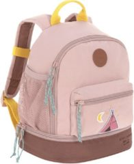 Roze Lässig Kinderrugzak Mini Backpack Adventure, Tipi