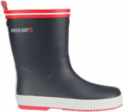 Wintergrip Winter-grip Snowboots Jr - Welly - Grijs/Antraciet/Rood - 28/29