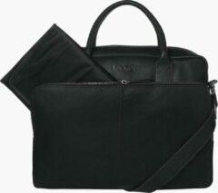 Mozz Bags MOZZ Luiertas Simply Small - Zwart