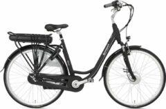 Blauwe Popal Sway Elektrische fiets - Dames - 53cm - Matt Blue