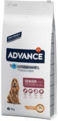 Advance medium senior hondenvoer 12 kg