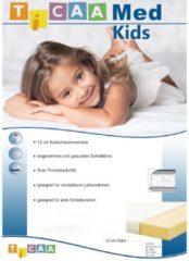Kindermatratze TICAA Med Kids - schwer entflammbar - 90 x 200 cm Ticaa Weiß