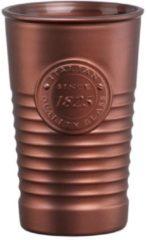 Bormioli Officina Glas - 32,5 cl - Brons - Set-4