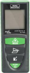 BURG WÄCHTER Entfernungsmesser »Laser Meter 20 PS 7520«, inkl. 2xAAA Batterien (1,5V)