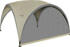 Beige Bo-garden Zijwand Voor Party Shelter Small Met Gaas