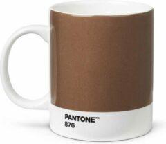 Pantone Universe Copenhagen Design Pantone - Koffiebeker - 375ml - Metallic Brons