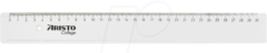 Liniaal Aristo 30cm GeoCollege