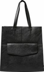 Zwarte Pieces PCAmanda - Shopper - black