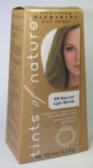 Tints Of Nature Permanent hair colour natural light blond verp.