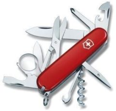 Victorinox Explorer 1.6703 Zwitsers zakmes Aantal functies: 16 Rood