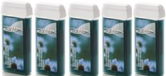 Italwax 5x Harspatroon Azuleen 100 ml