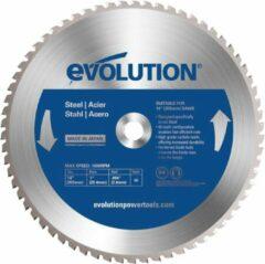 Evolution EVO 355mm drycut zaagblad voor ijzer