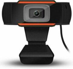 Zwarte MCOPLUS Webcam 1080P Full HD Camera, USB Streaming