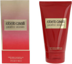 Roberto Cavalli Damendüfte Paradiso Assoluto Shower Gel 150 ml