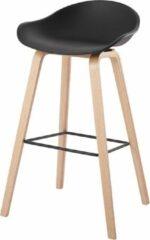 Damiware Barkruk 73 cm Romeo - Product Kleur: Zwart