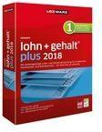 Lexware lohn+gehalt plus 2018 (v. 22.00) - Box-Pack - 1 Benutzer