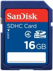 Sandisk Speicherkarte Secure Digital SDHC Card 16 GB Sandisk bunt/multi