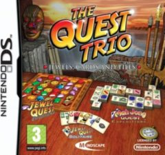 Mindscape The Quest Trio Nds