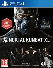 Warner Bros Mortal Kombat XL PS4 (1000593391)