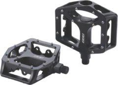 Zwarte BBB BPD-32 MountainHigh MTB pedalen - Platformpedalen