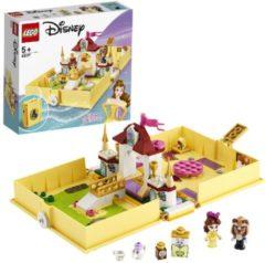 LEGO Disney 43177 Belle's Storybook Adventures (4118631)