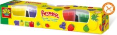 Paarse SES Creative SES Aroma klei 4x90gr