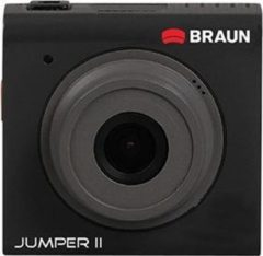 Zwarte Braun Phototechnik Braun Photo Technik Action cam Jumper II