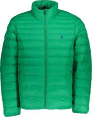 Polo Ralph Lauren Jas Groen Normaal - Maat XL - Heren - Herfst/Winter Collectie - Polyamide