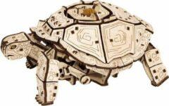 Eco-wood-art Modelbouwpakket Schildpad 22,3 Cm Hout 269-delig