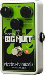 Electro Harmonix Nano Bass Big Muff Pi distortion