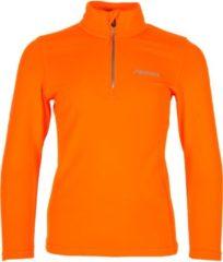 Falcon Haller Wintersportpully - Maat XL - Mannen - oranje/rood