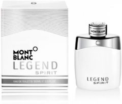 Mont Blanc Legend Spirit Eau de Toilette Spray 50 ml