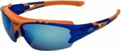Blauwe Apeirom Sport Zonnebril Saturn TR-90 Sportbril
