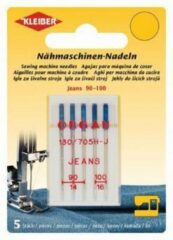Kleiber & Co 69994 ORGAN Naaimachinenaalden Jeans 90-100 5st