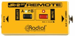 Radial JR2-DT AB switch remote control