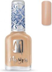 Moyra Stamping Nail Polish 12ml SP18 BEIGE