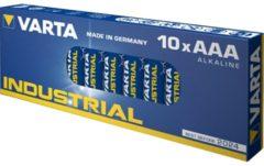 Varta Industrial - Batterie AAA Alkalisch 1100 mAh 04003 211 111